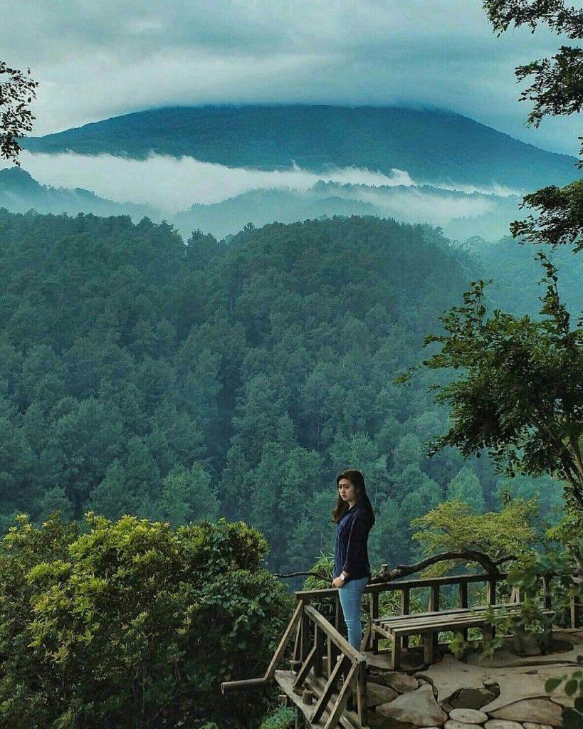 Keindahan Gunung Ciwaru Di Majalengka Mounture Com